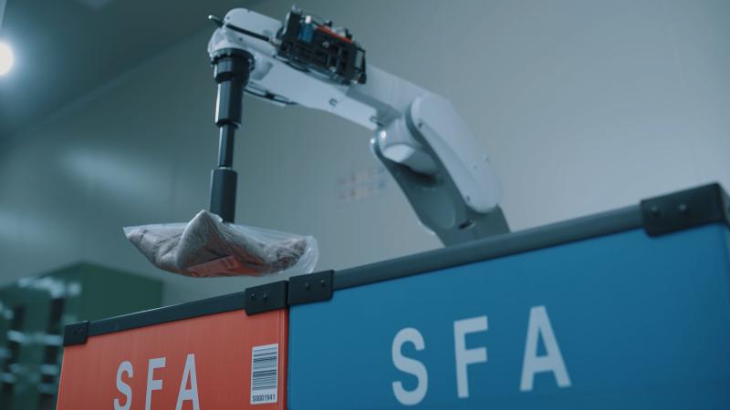 [NEO Pick] AI Robot Picking System
